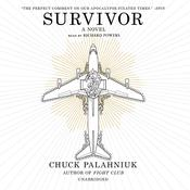 Survivor Audiobook, by Chuck Palahniuk