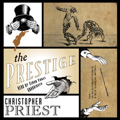 The Prestige Audiobook, by Christopher Priest