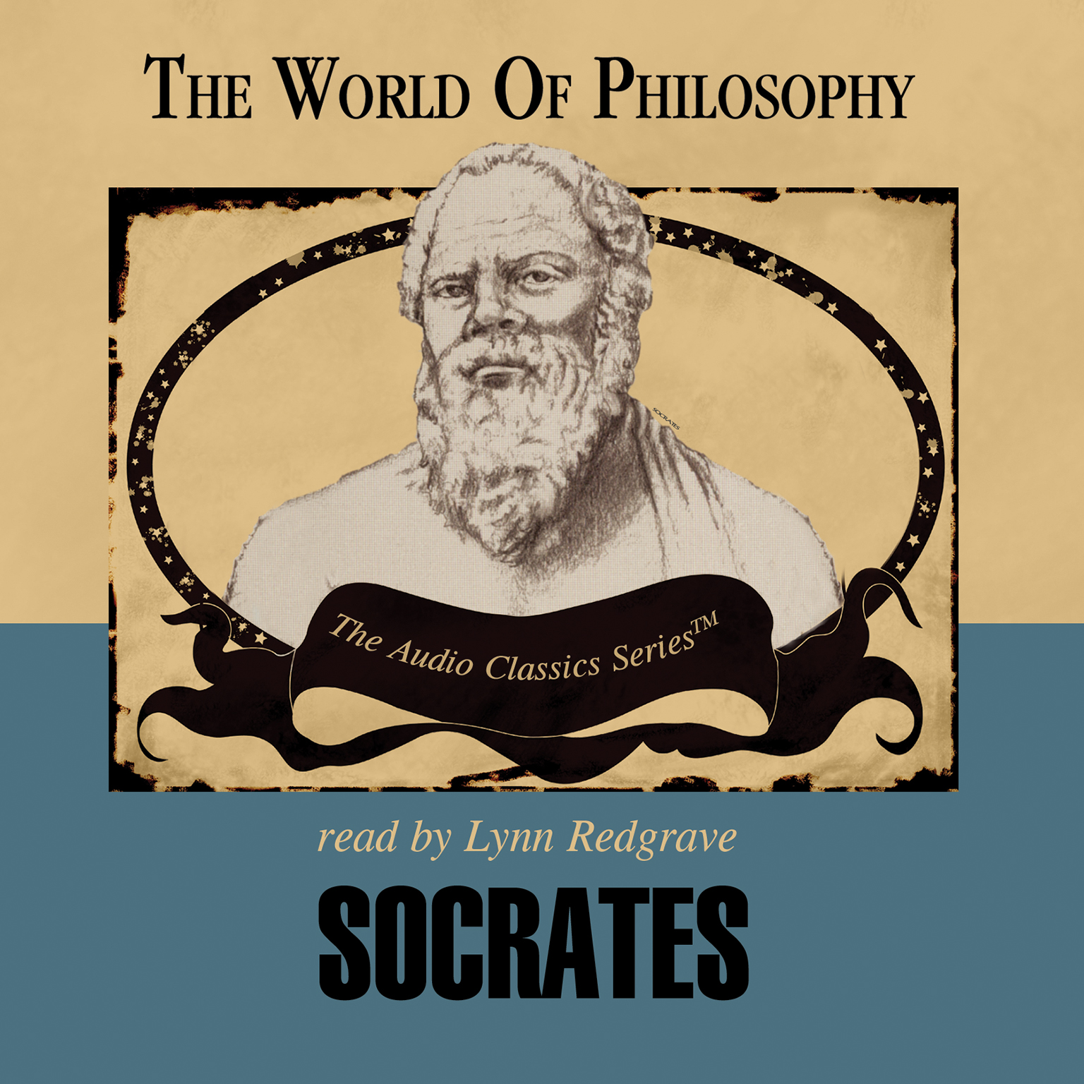 Printable Socrates Audiobook Cover Art