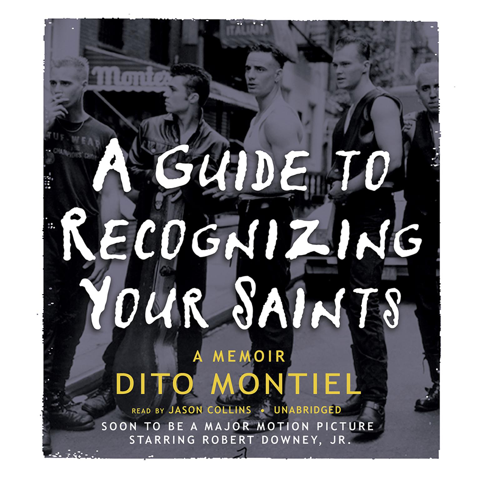 Printable A Guide to Recognizing Your Saints Audiobook Cover Art