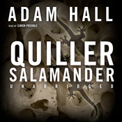 Quiller Salamander Audiobook, by Adam Hall