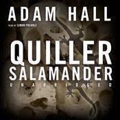 Quiller Salamander, by Adam Hal