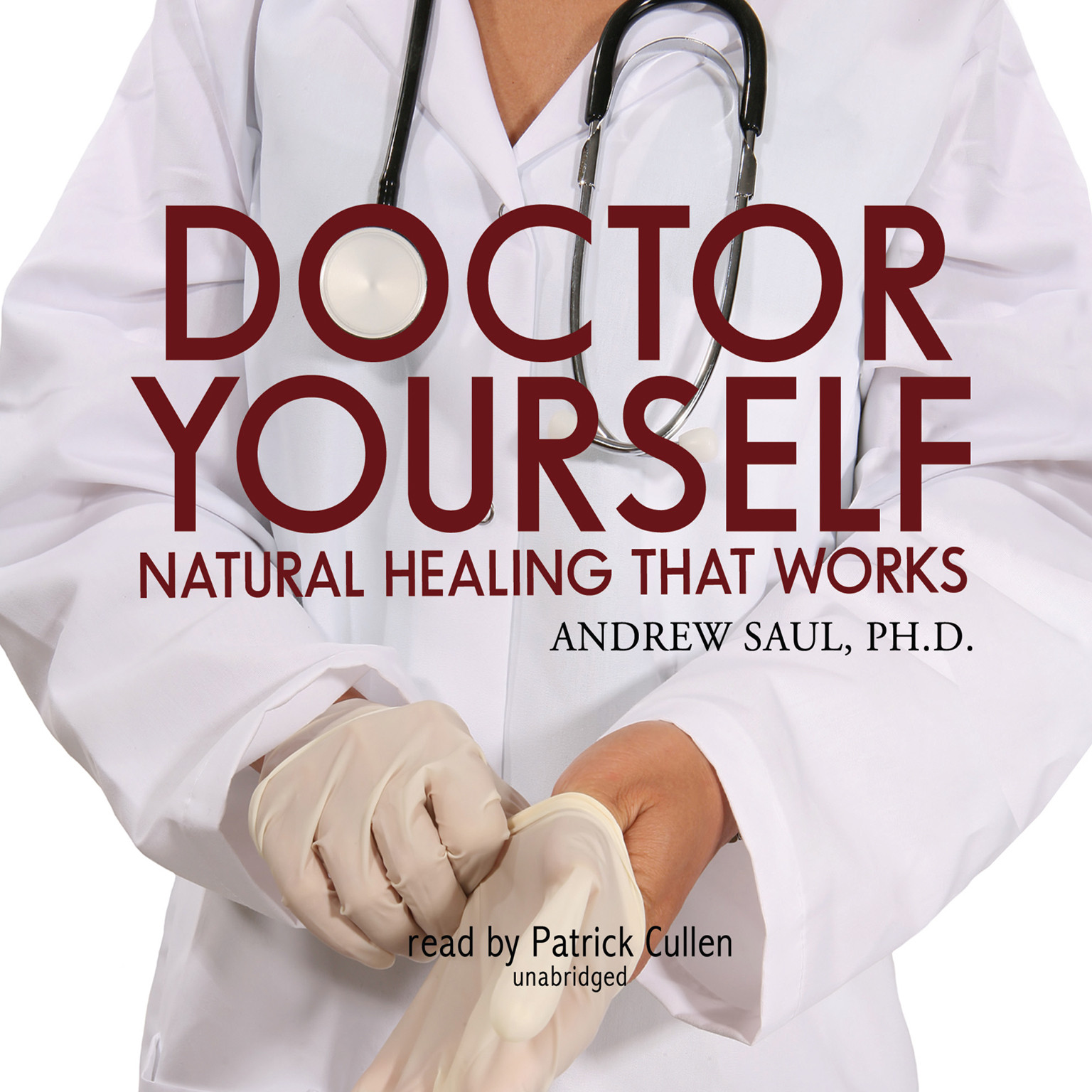 Printable Doctor Yourself: Natural Healing That Works Audiobook Cover Art