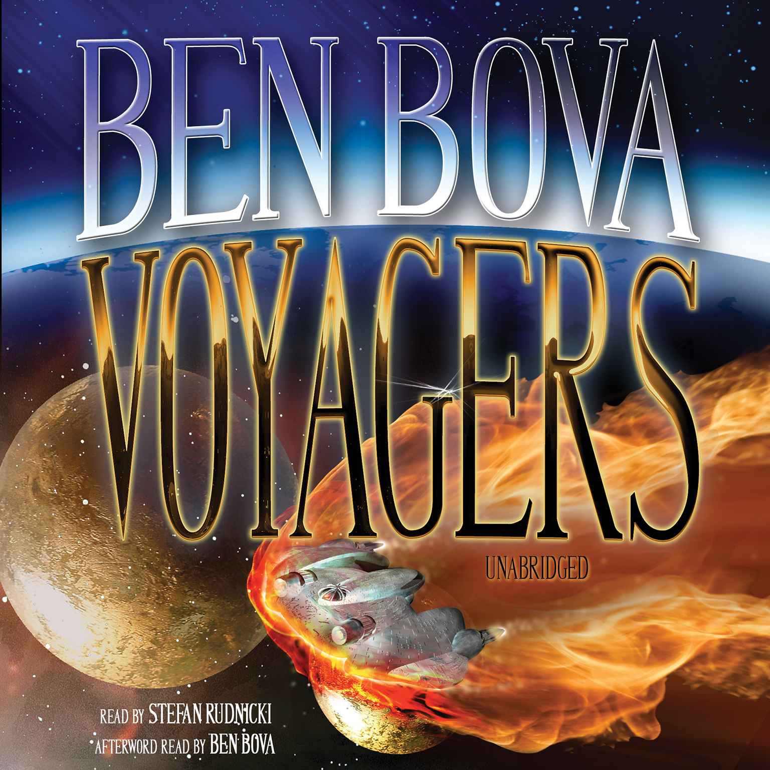 Printable Voyagers Audiobook Cover Art