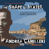 The Shape of Water Audiobook, by Andrea Camilleri