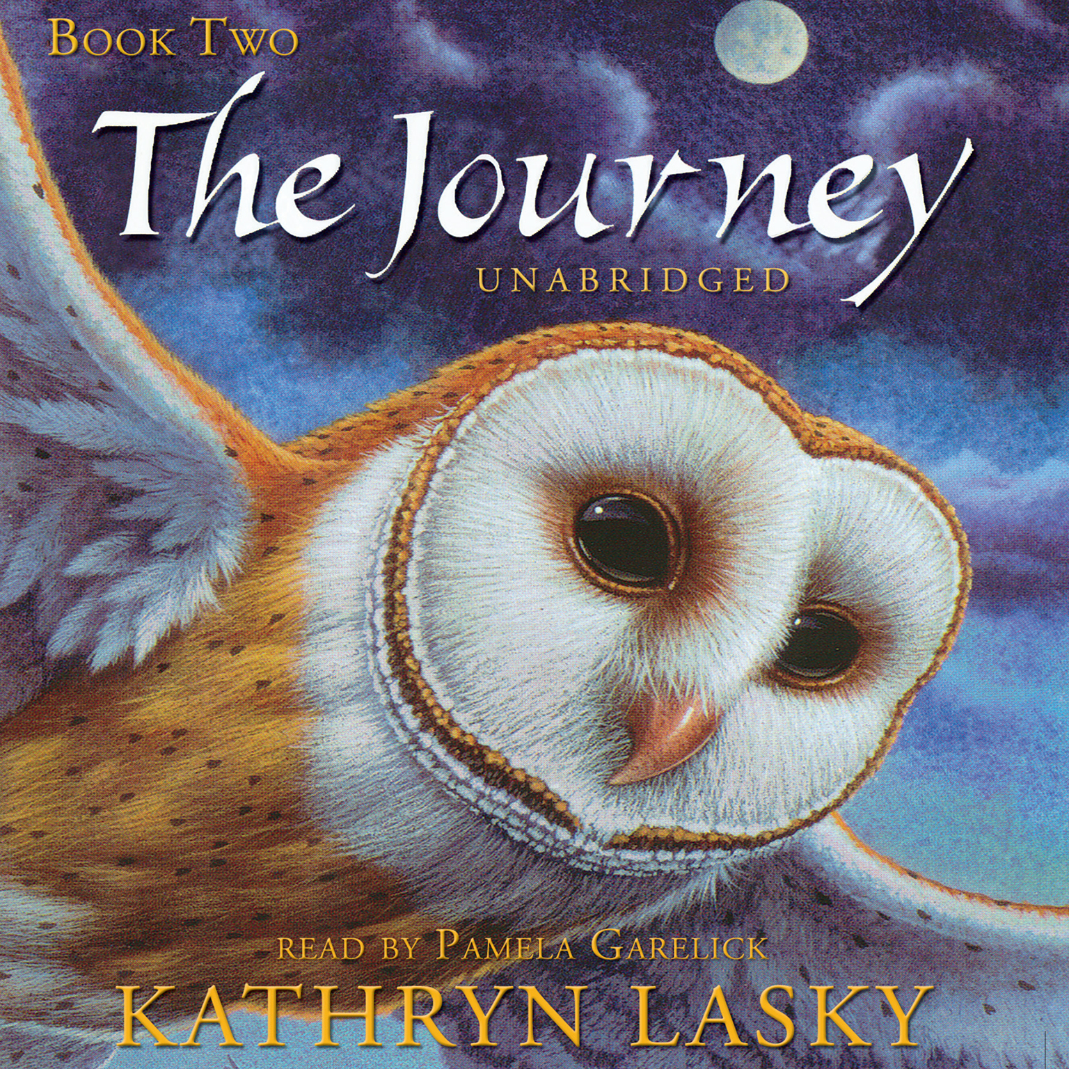 Printable The Journey Audiobook Cover Art