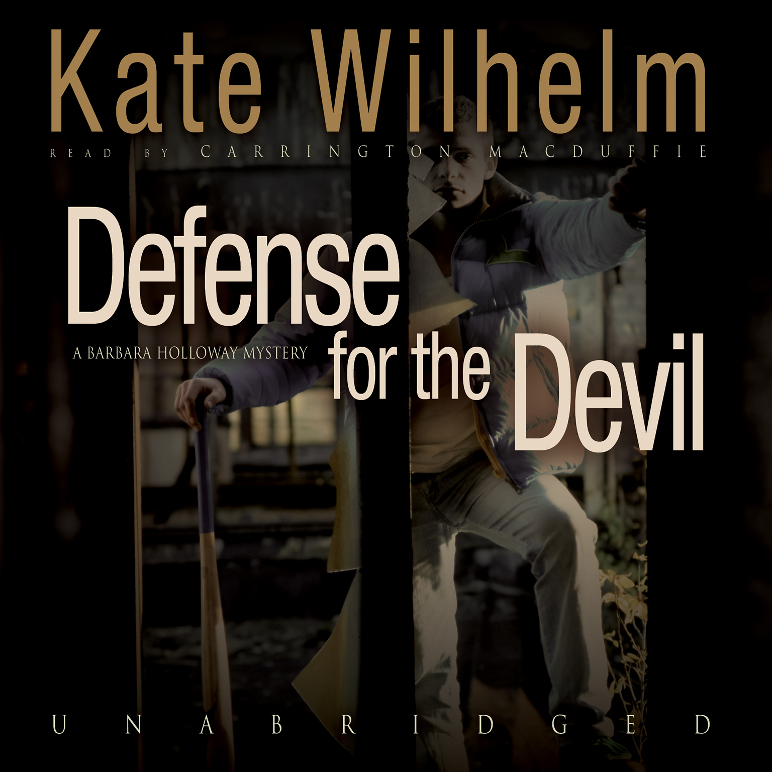 Printable Defense for the Devil Audiobook Cover Art