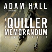 The Quiller Memorandum Audiobook, by Adam Hall