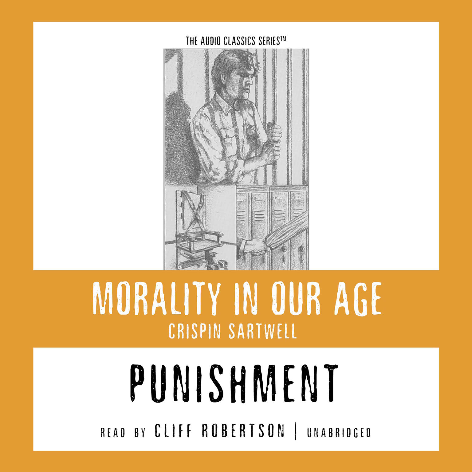 Printable Punishment Audiobook Cover Art