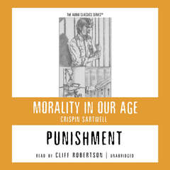 Punishment Audiobook, by Crispin Sartwell