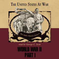 World War II, Part 1 Audiobook, by Joseph Stromberg, Wendy McElroy