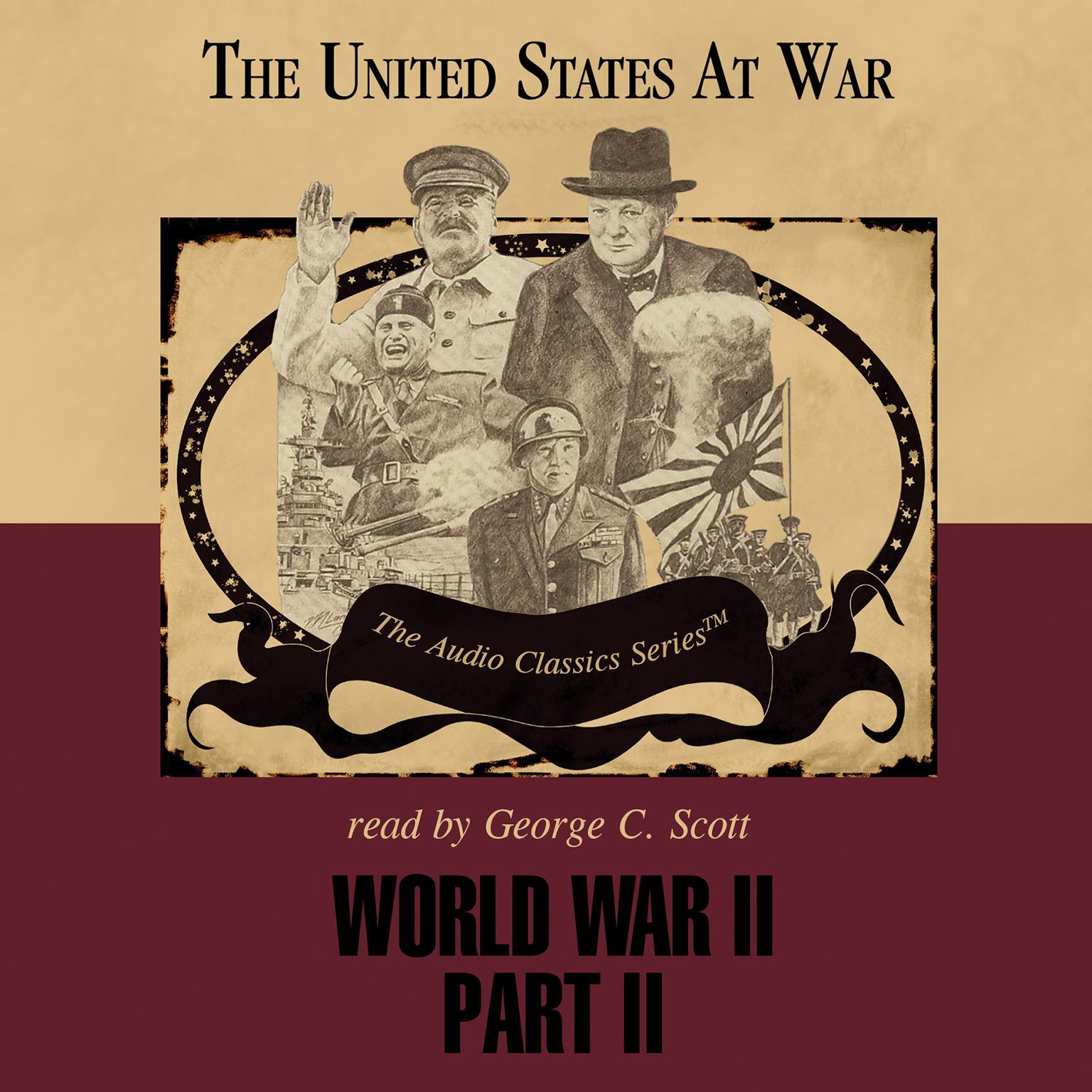 World War II, Part 2 Audiobook, by Joseph Stromberg