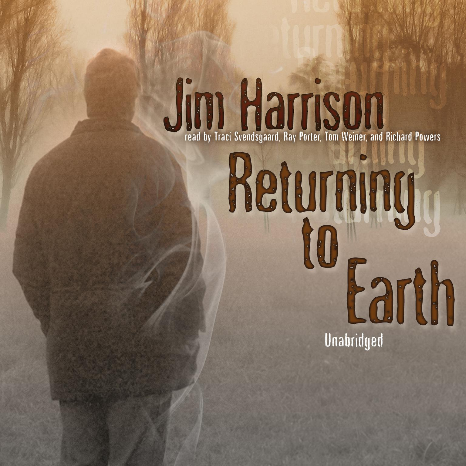Printable Returning to Earth Audiobook Cover Art