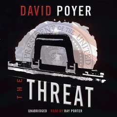 The Threat Audiobook, by David Poyer