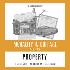 Property Audiobook, by R. G. Frey