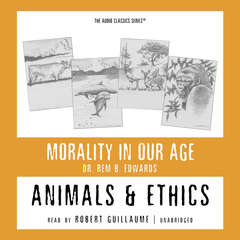 Animals and Ethics Audiobook, by Rem B. Edwards