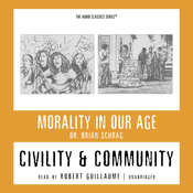 Civility and Community, by Brian Schrag
