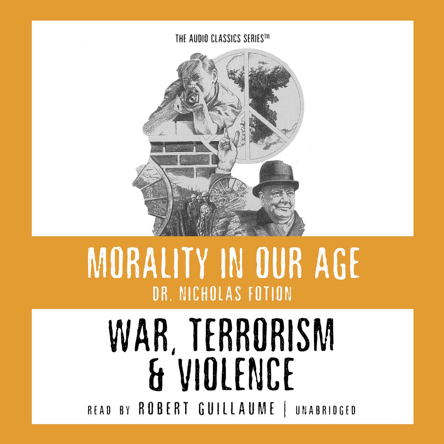 Printable War, Terrorism, and Violence Audiobook Cover Art
