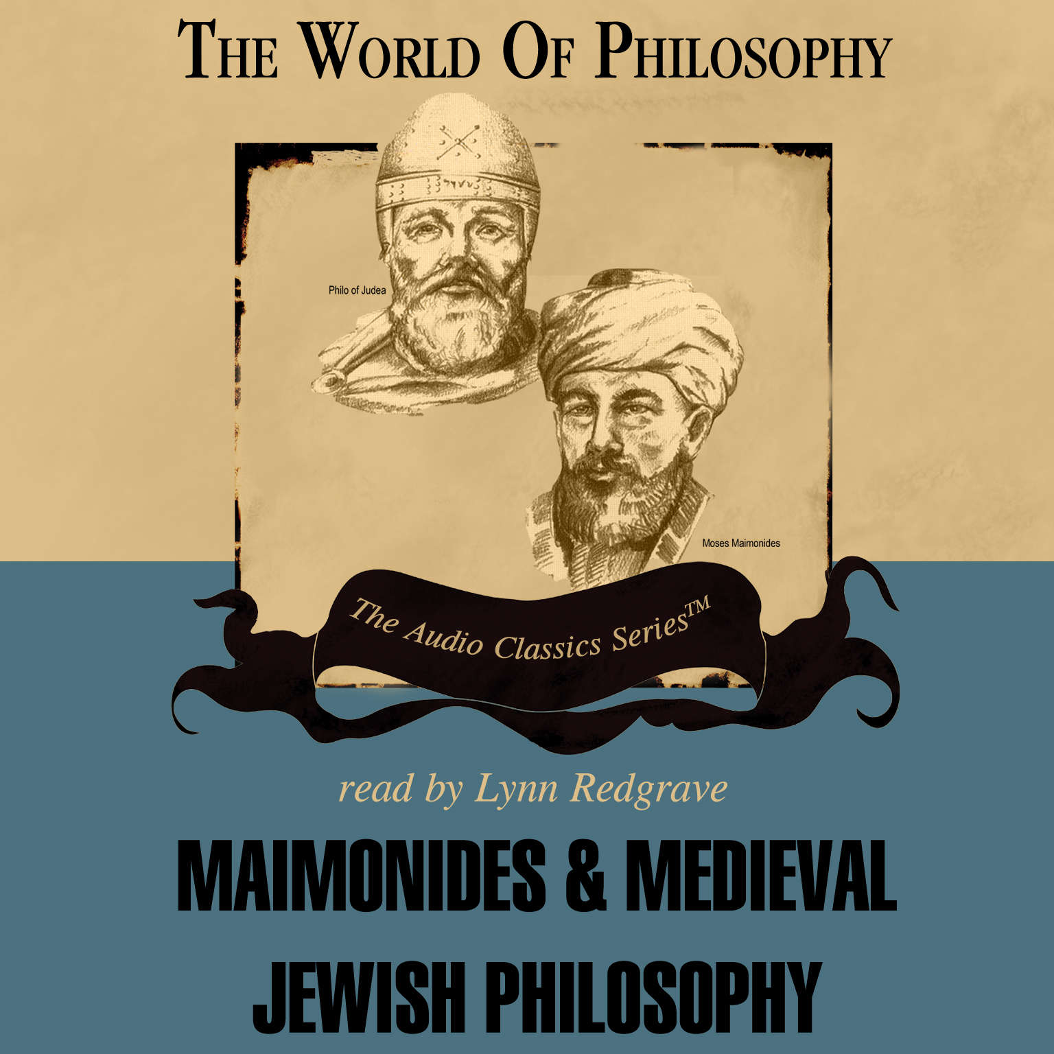 Printable Maimonides and Medieval Jewish Philosophy Audiobook Cover Art