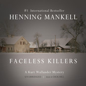 Faceless Killers, by Henning Mankell