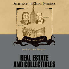 Real Estate and Collectibles Audiobook, by Austin Lynas, JoAnn Skousen