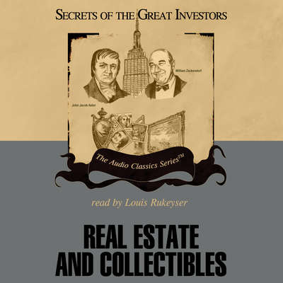 Real Estate and Collectibles Audiobook, by Austin Lynas