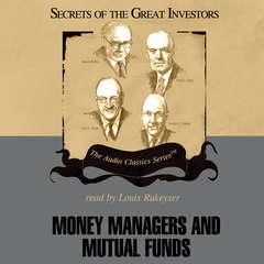 Money Managers and Mutual Funds Audiobook, by Donald J. Christensen