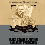 Taxes, Estate Planning, and Asset Protection Audiobook, by Vernon K. Jacobs