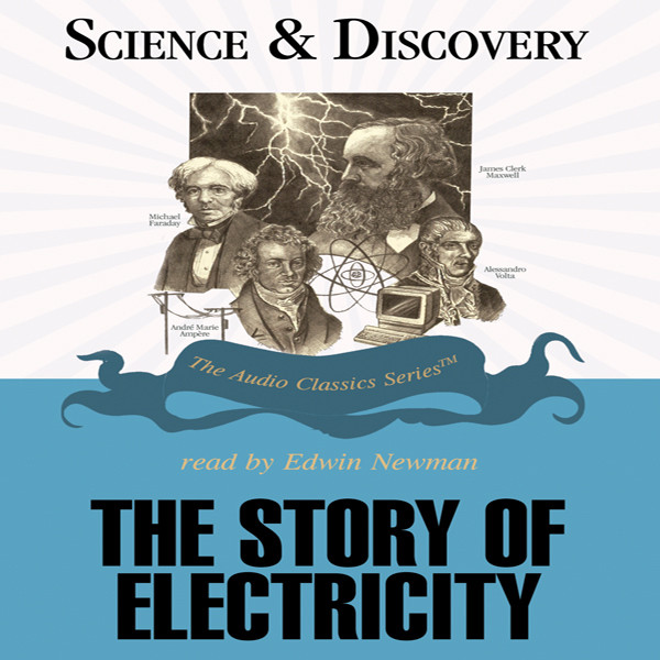 Printable The Story of Electricity Audiobook Cover Art