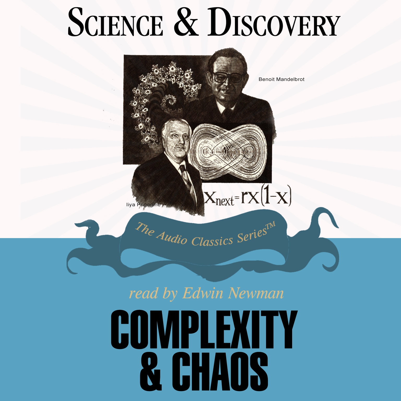 Printable Complexity and Chaos Audiobook Cover Art