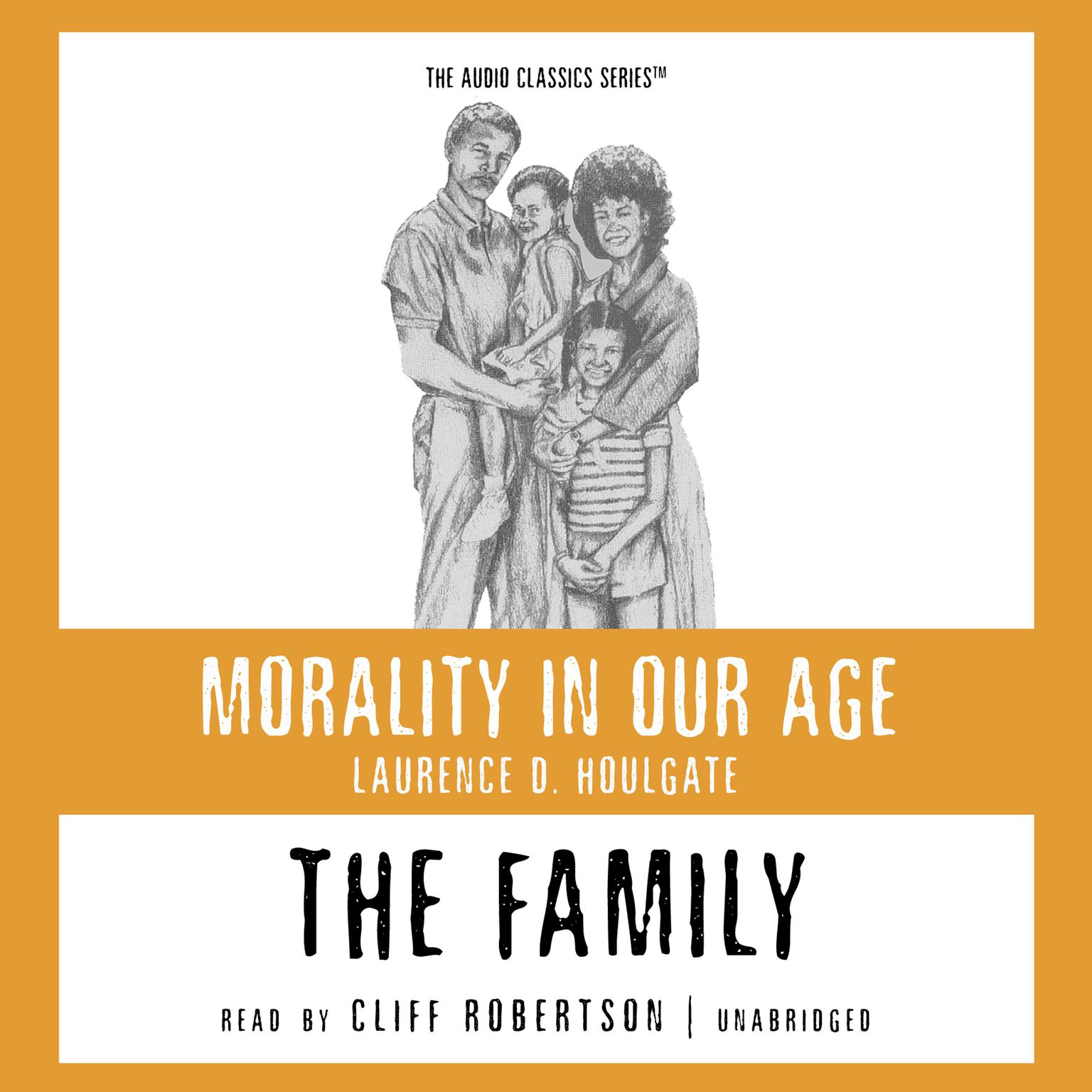 Printable The Family Audiobook Cover Art