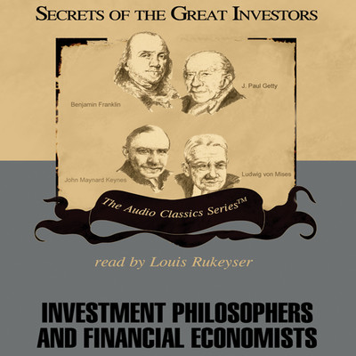Investment Philosophers and Financial Economists Audiobook, by JoAnn Skousen