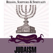 Judaism Audiobook, by Geoffrey Wigoder