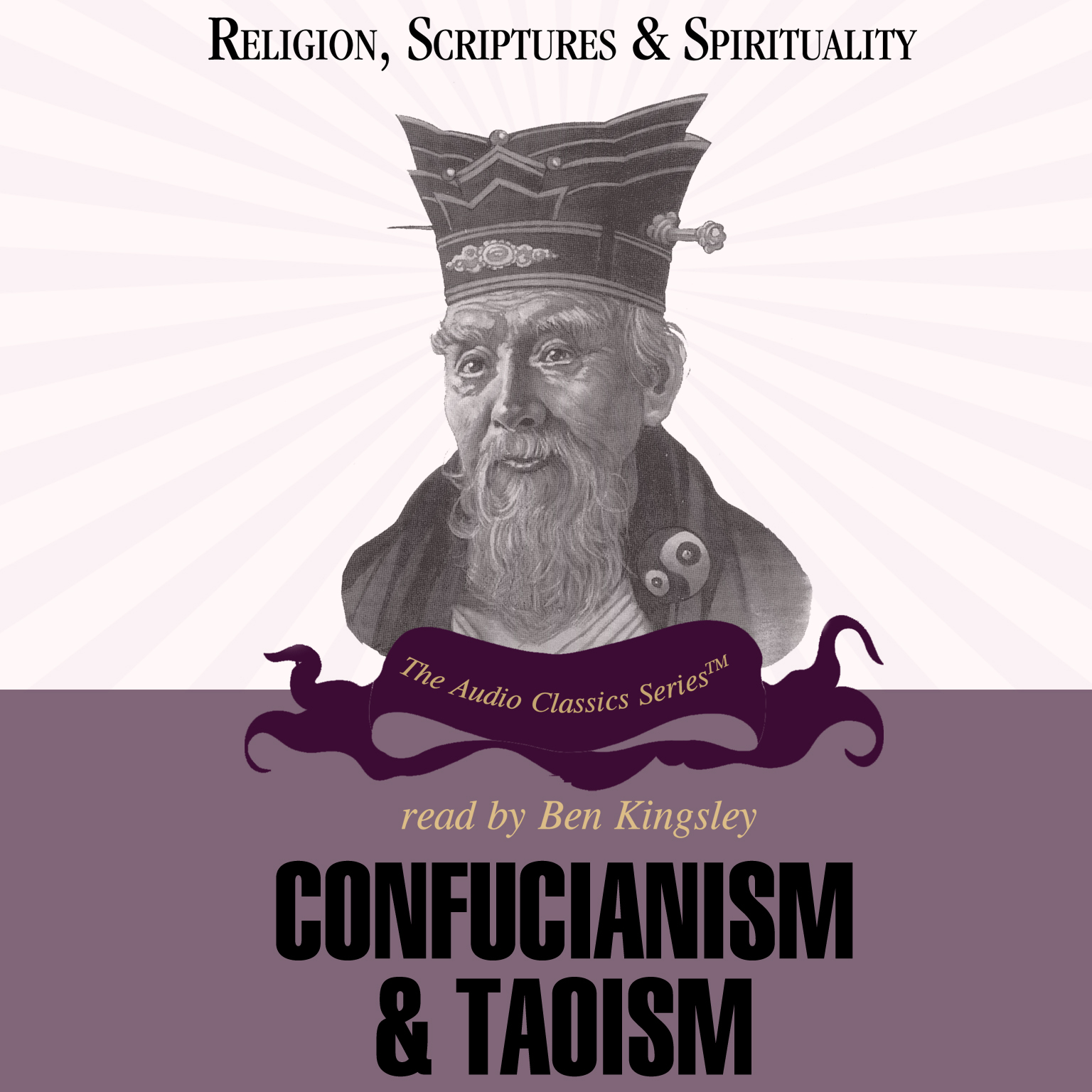 Printable Confucianism and Taoism Audiobook Cover Art