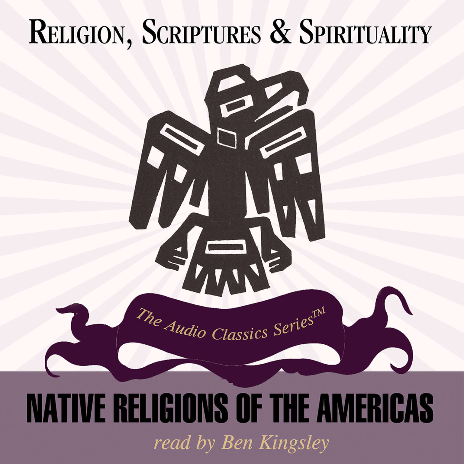 Printable Native Religions of the Americas Audiobook Cover Art