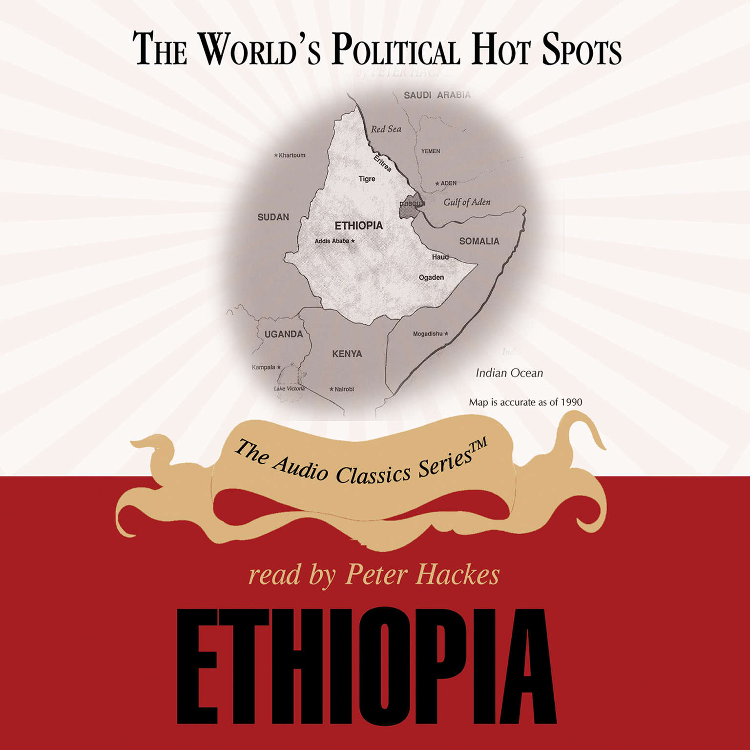 Printable Ethiopia Audiobook Cover Art