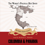 Colombia and Panama Audiobook, by Joseph Stromberg