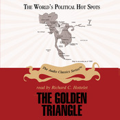 The Golden Triangle Audiobook, by Bertil Lintner