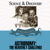 Astronomy: The Heavenly Challenge Audiobook, by Jack Arnold