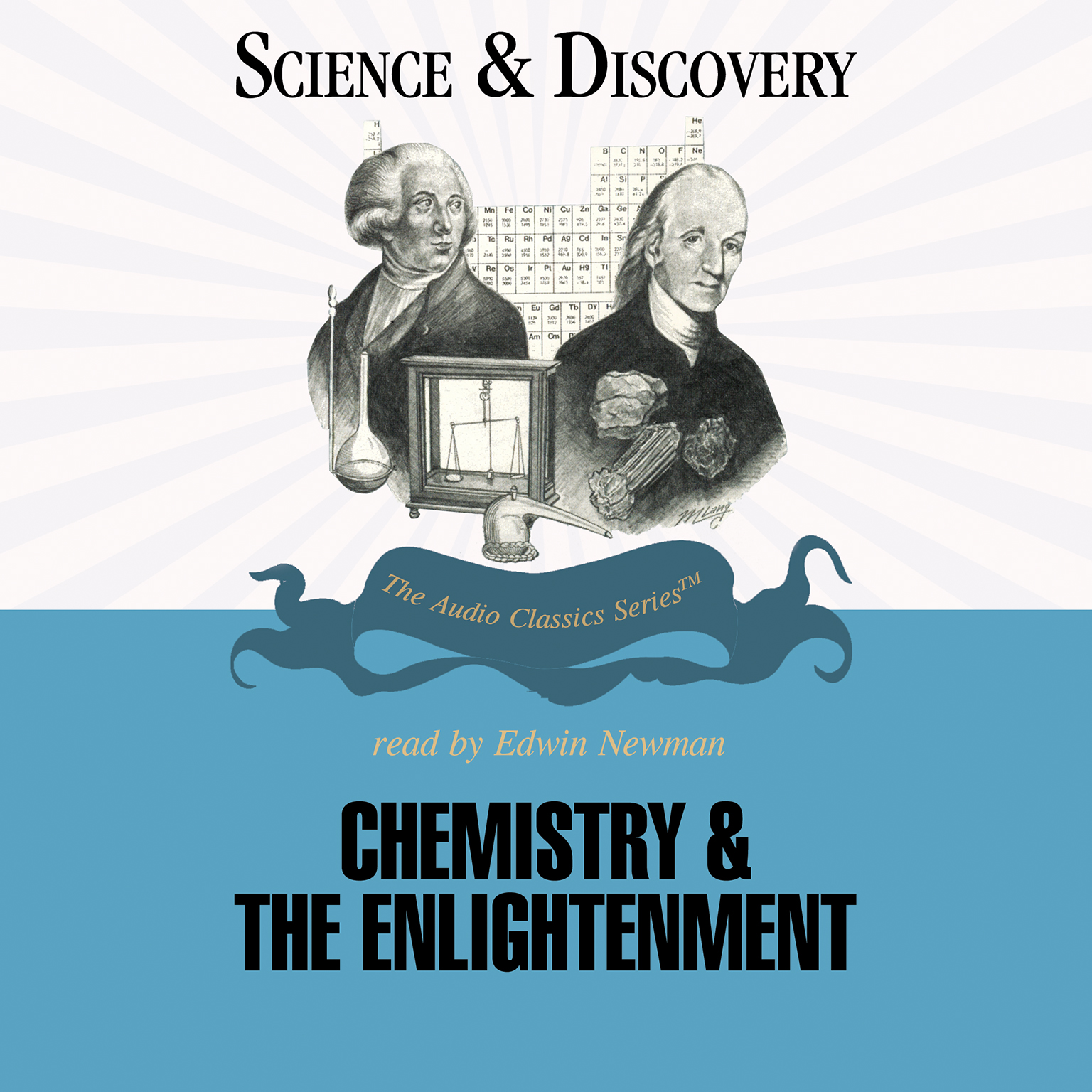 Printable Chemistry and the Enlightenment Audiobook Cover Art