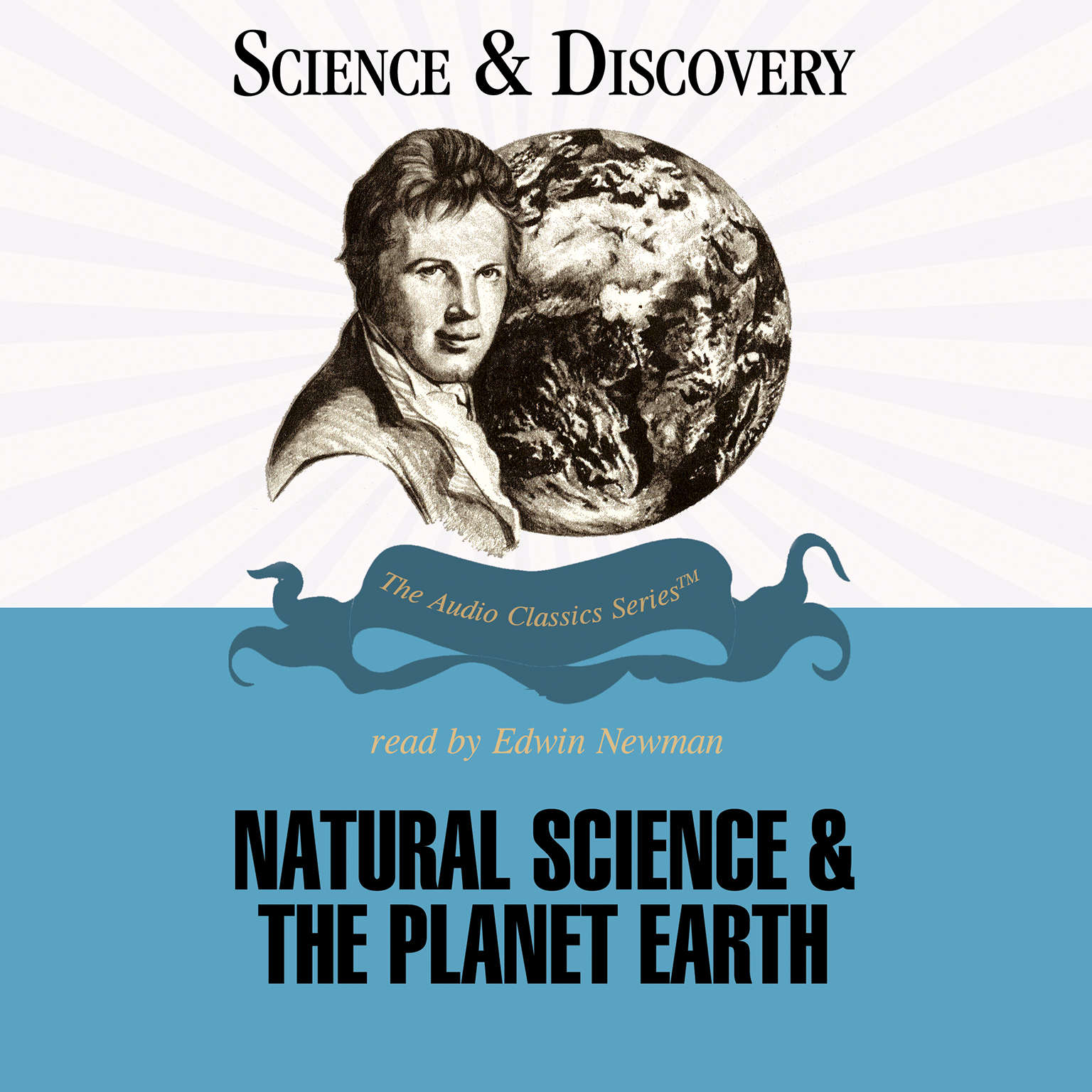 Printable Natural Science and the Planet Earth Audiobook Cover Art