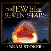 The Jewel of Seven Stars Audiobook, by Bram Stoker