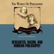 Descartes, Bacon, and Modern Philosophy Audiobook, by Jeffrey Tlumak