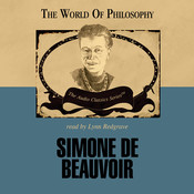 Simone de Beauvoir, by Ladelle McWhorter