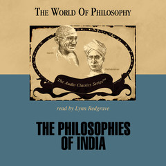 The Philosophies of India Audiobook, by Doug Allen