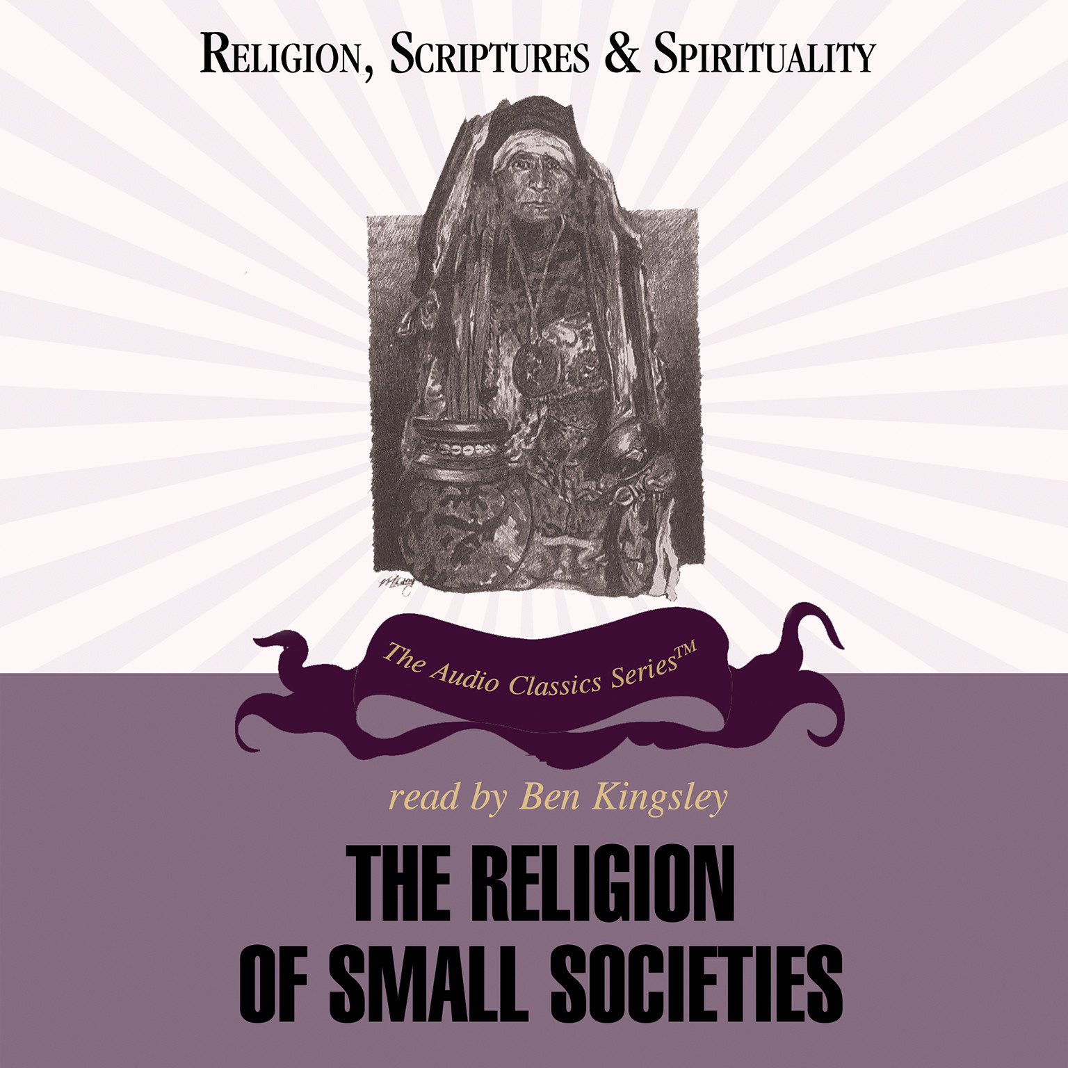 Printable The Religion of Small Societies Audiobook Cover Art