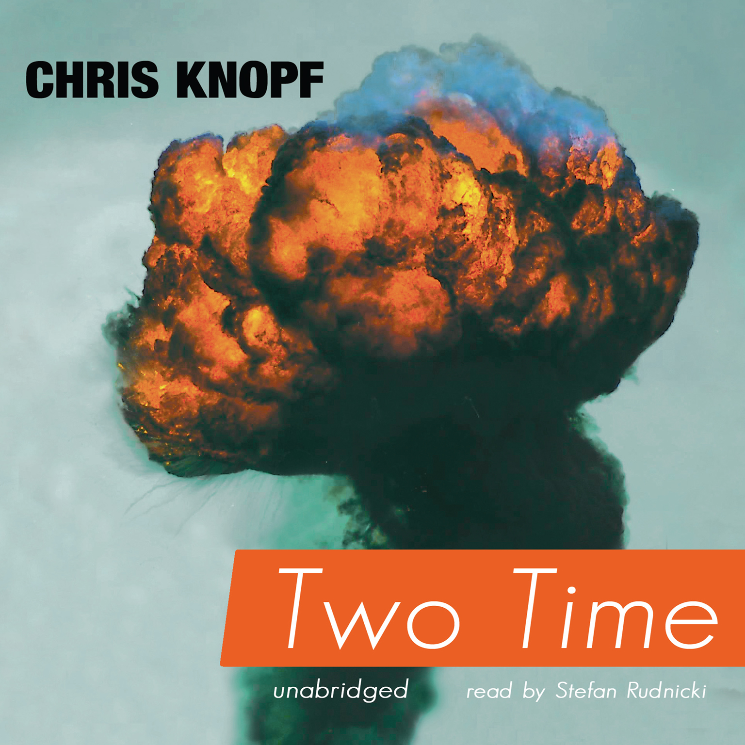 Printable Two Time Audiobook Cover Art