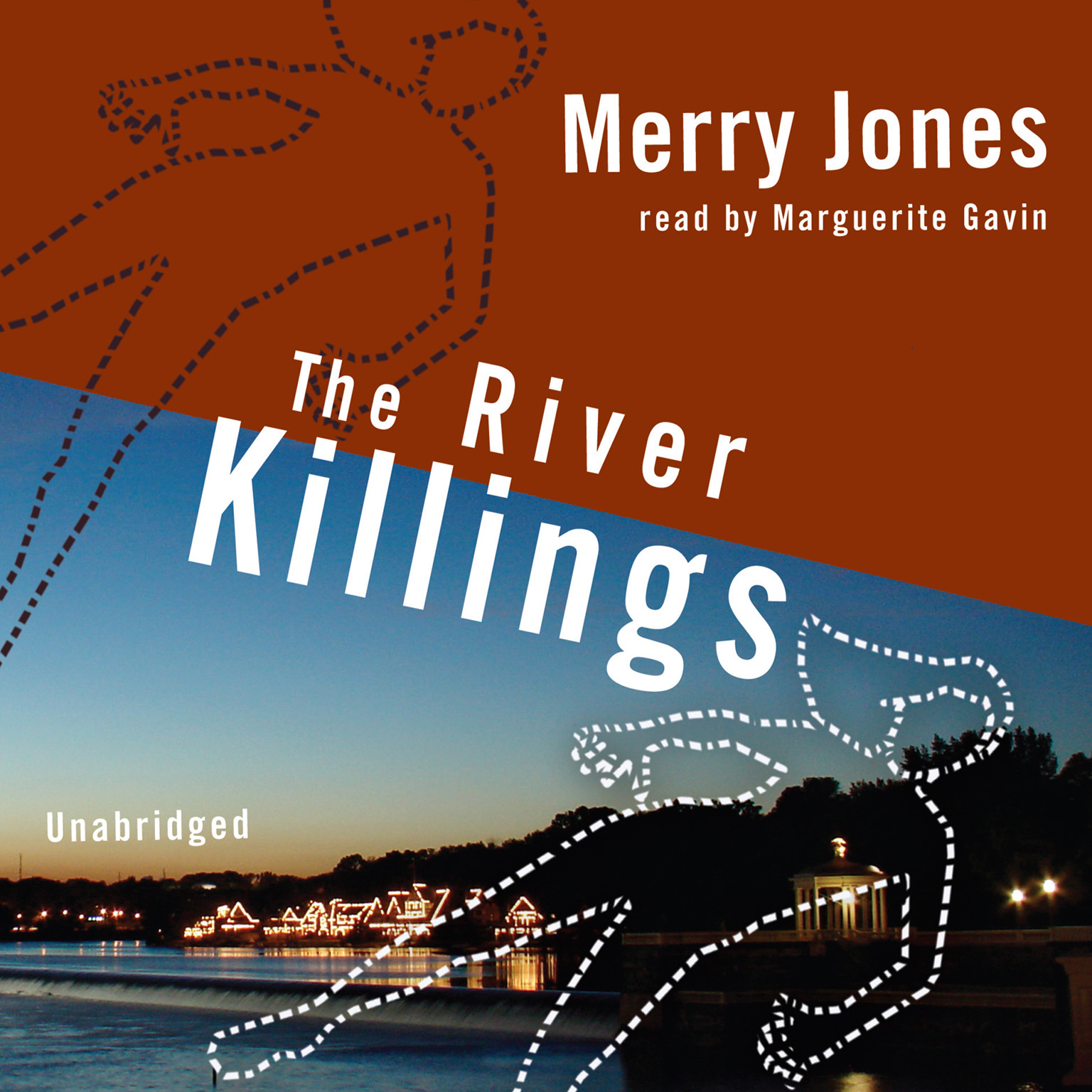 Printable The River Killings Audiobook Cover Art