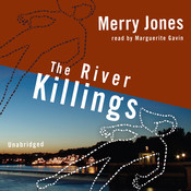 The River Killings Audiobook, by Merry Jones