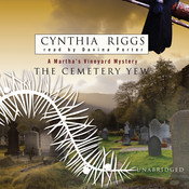 The Cemetery Yew Audiobook, by Cynthia Riggs